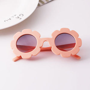Carly Flower Sunglasses