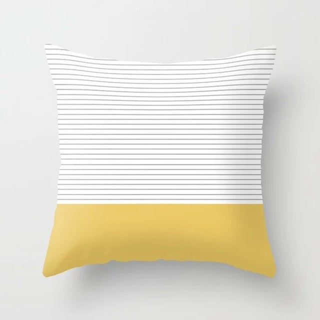 Mikéa Sunshine Series - Toss Cushion Covers