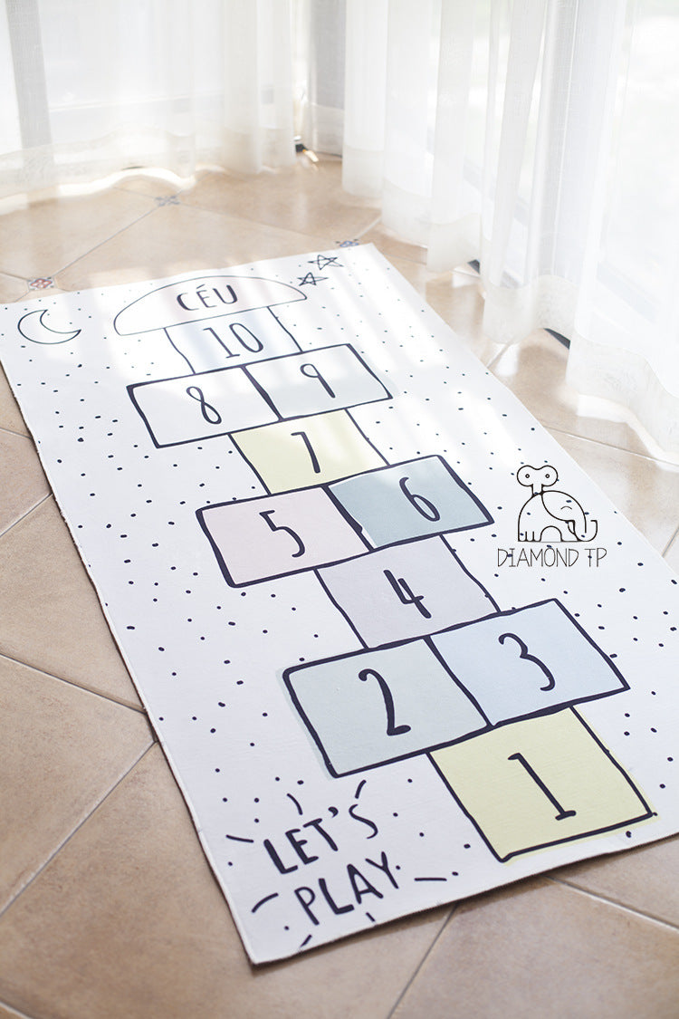 Hannah Hopscotch Playmat