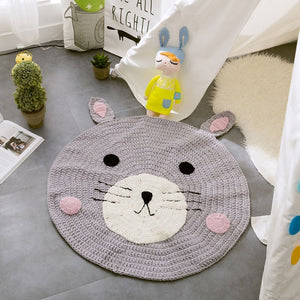 Mia Series - Hand-knitted Floor Mat - Various Options