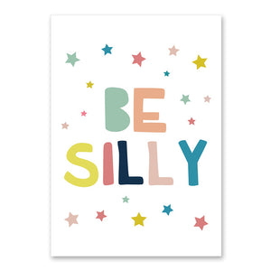 Holly Art Print Series: Colourful Inspiring Quotes