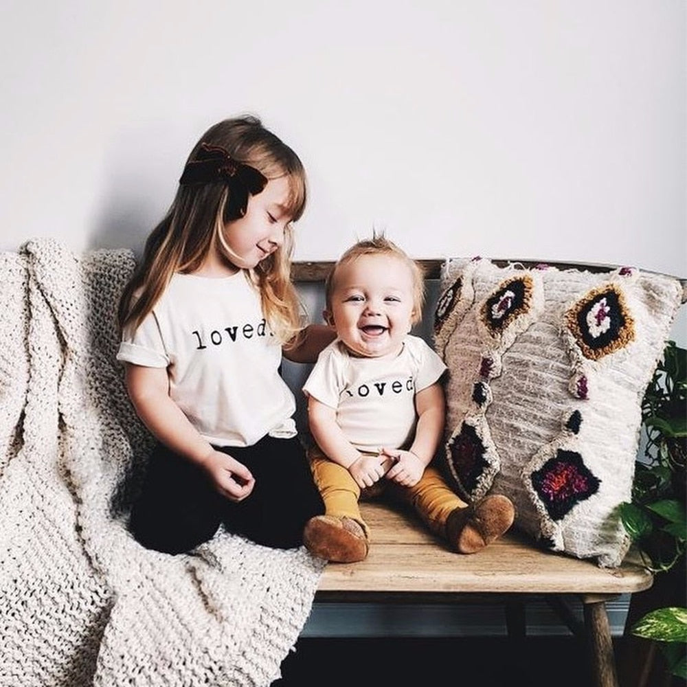 Lorie Series - Loved Baby and Kids T-Shirt