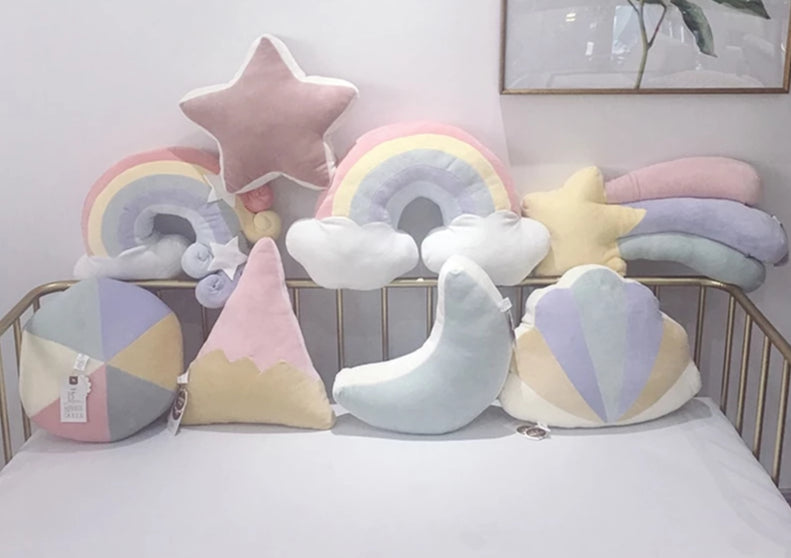 Ella Pastel Decorative Pillows