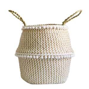 Jenna Bamboo Basket - Various sizes