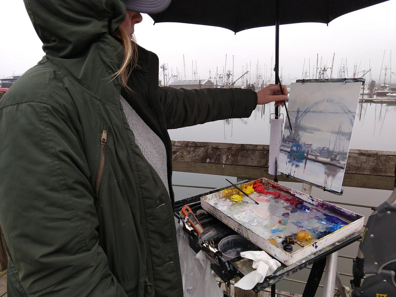 What is Plein Air?
