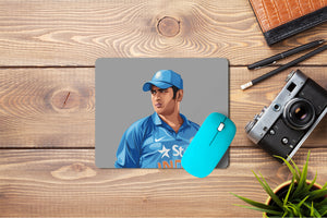 MS Dhoni Mouse Pad