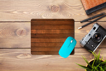 Load image into Gallery viewer, Wooden Texture Mouse Pad