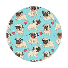 Load image into Gallery viewer, Pug Dog Printed Pop Holder