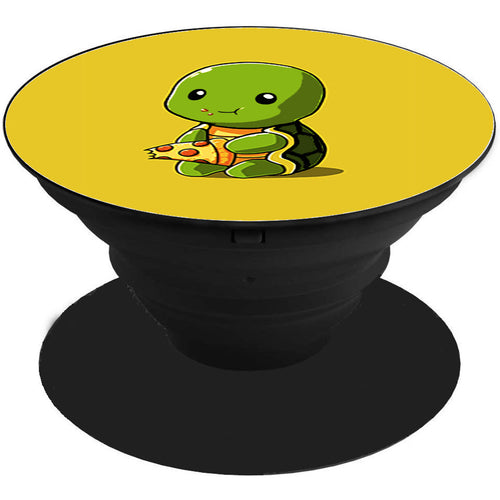 Ninja Turtle Cartoon Cute Printed Pop Holder