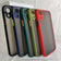 Smoke Silicone Matte Iphone XR Back Cover