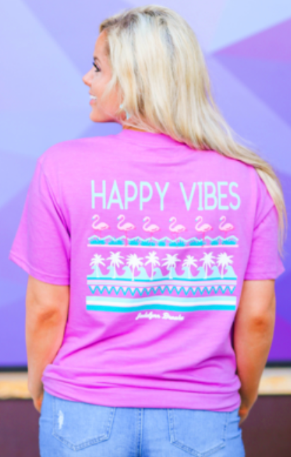 Happy Vibes T-shirt