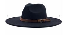 Load image into Gallery viewer, Fedora Hat