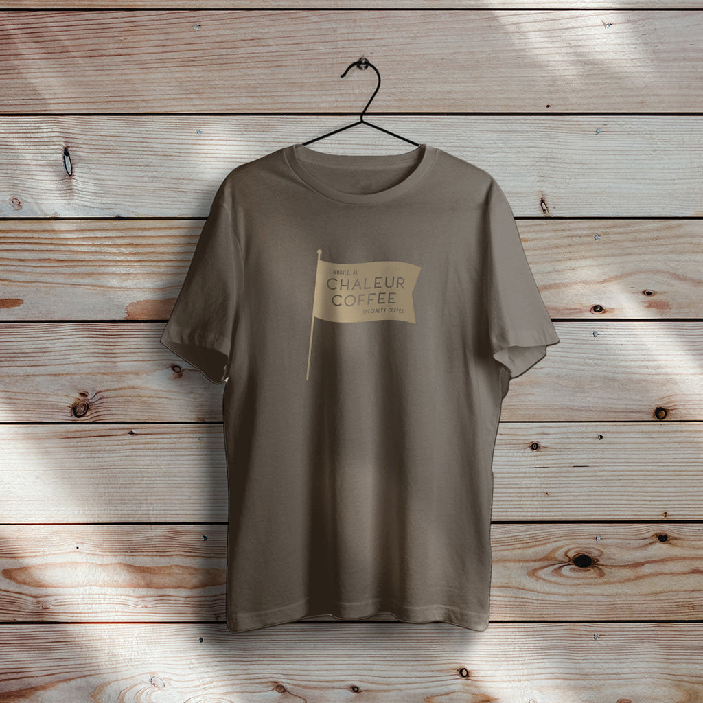 Flag T-Shirt – Chaleur Coffee