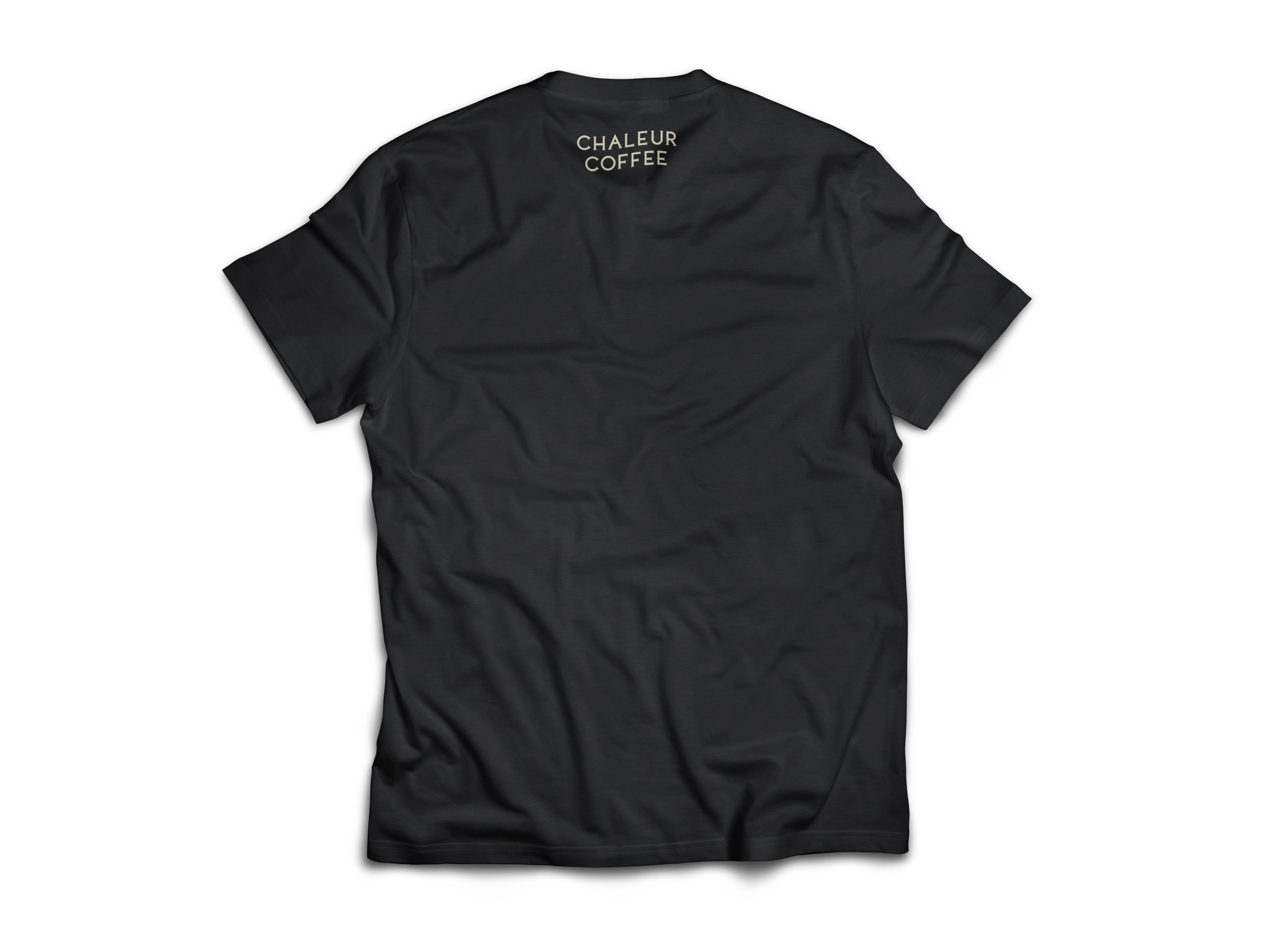 It's Just Coffee Short Sleeve Shirt - Black