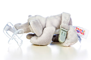 Snuggle Soother Baby Elephant