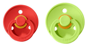 Bibs Pacifier Spring Scent Combo (2 pack)