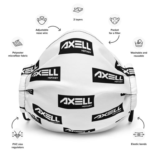 Masque premium AXELL Hockey