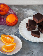 Chocolate Orange Brownies Flavour Box - Classic/vegan