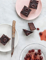 Morello Cherry Brownies Flavour Box - Classic/vegan