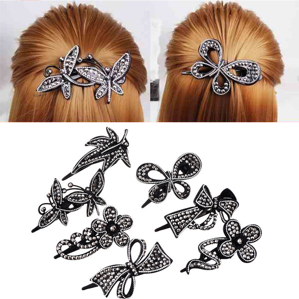 Butterfly Shape Hairpins