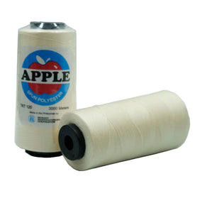 Apple Sewing Thread 3000 meters (11 Cream)