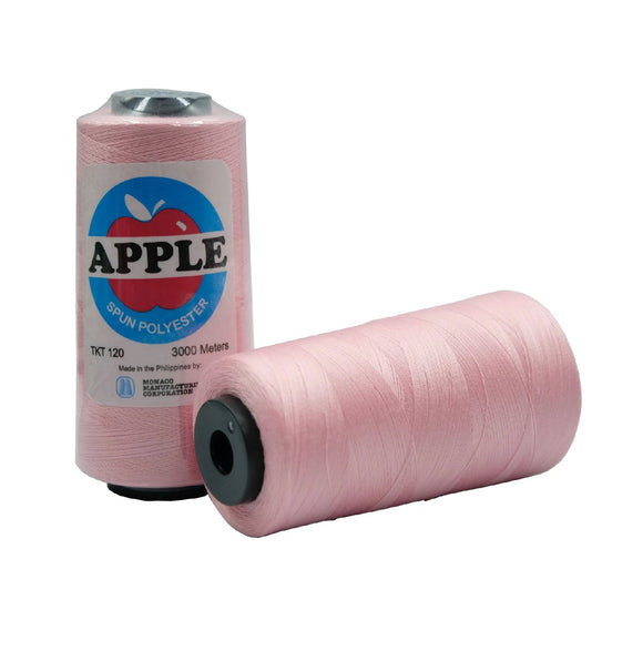 Apple Sewing Thread 3000 meters (31 Pink)