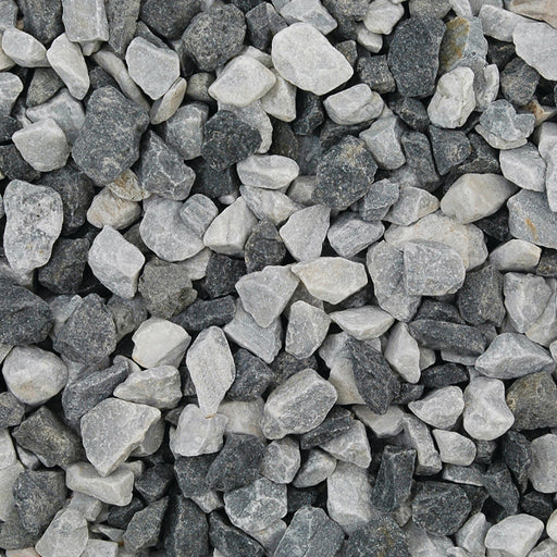 Black Ice Chippings 20mm ( Gravel )