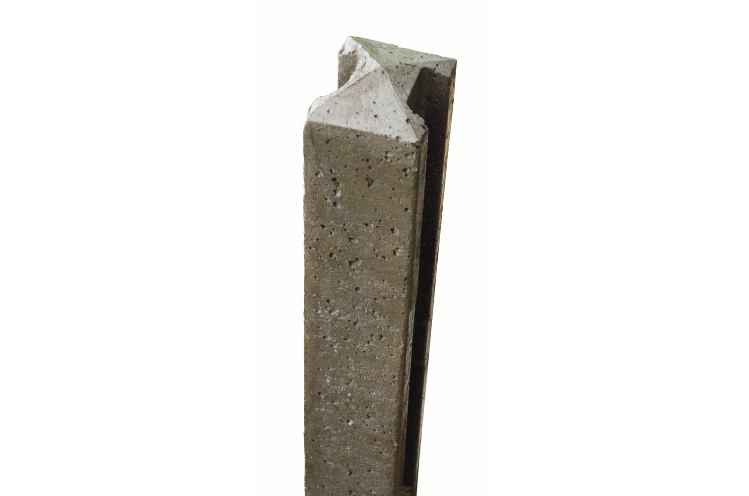 Concrete Posts - 10ft Intermediate Slotted