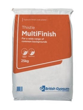 Multi Finish 25KG (Plaster) (Plastering)