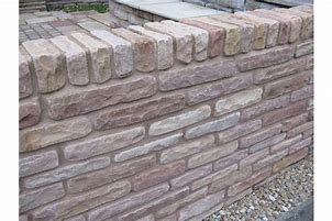 old rectory walling (240 AVAILABLE) £1.00 EACH