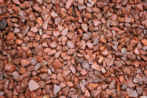 Red Chippings ( Gravel )