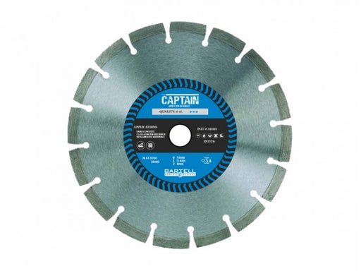 "4"" captain diamond blade"