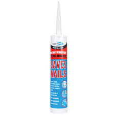 saves nails,grip fill,sealants