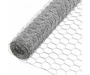galv wire netting 900 x 25 x 0.9  5mtr