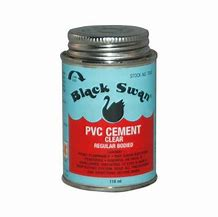 Solvent Cement glue 118ml