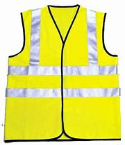 hi viz class 2 waist coat yellow (L) and (XL)