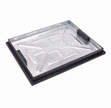 recessed manhole cover 600x450x43.5mm 5t