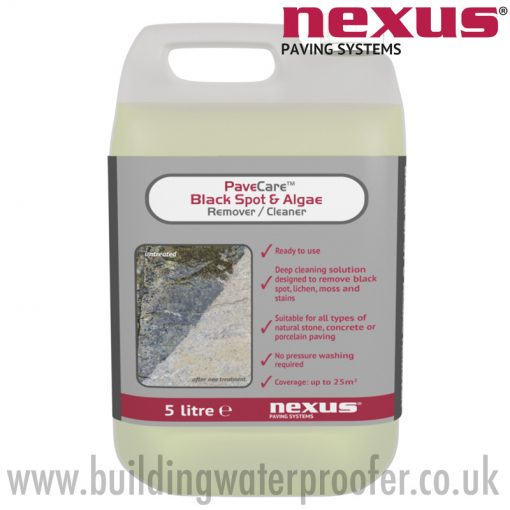 black spot and algae remover 5ltr