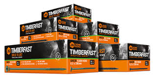 timber fast structural screws 8""