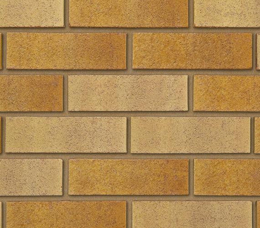 Tradesman Buff Multi House Brick