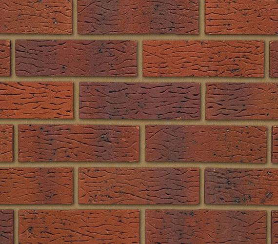 Tradesman Claygate Red Multi Brick