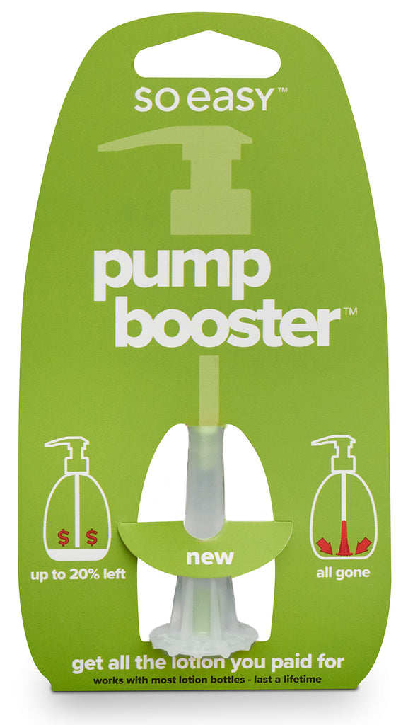 Pump Booster 1-Pack