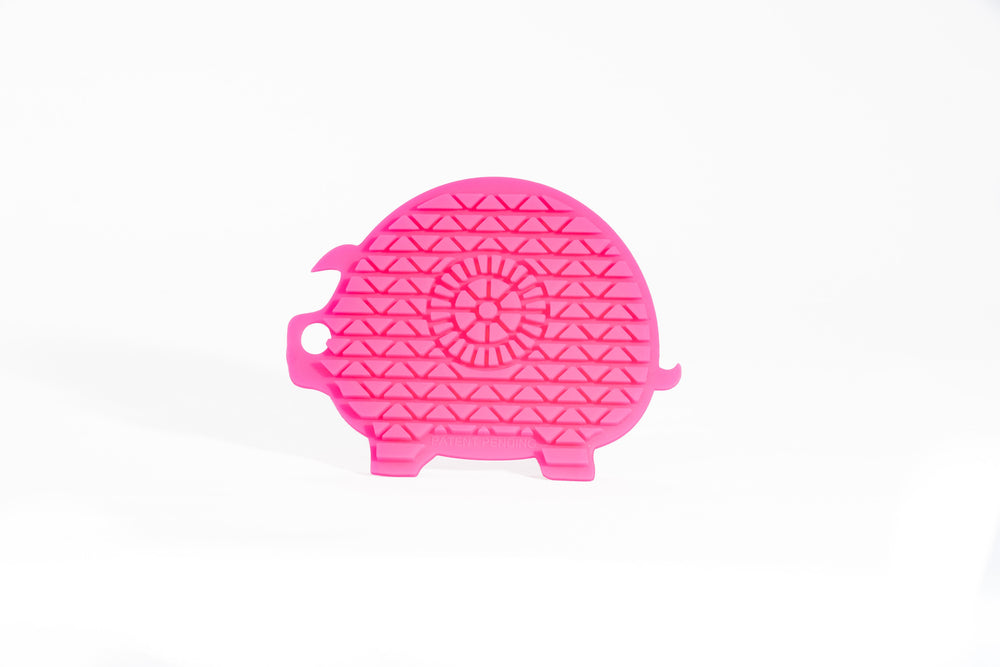 Pig Scrubby's Long-Lasting Non-Abrasive Silicone Scrubber