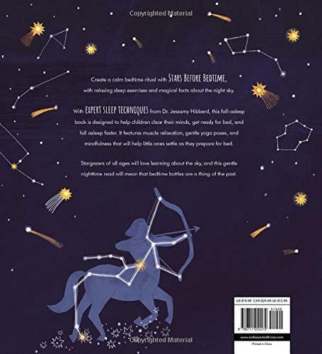 Stars Before Bedtime: A mindful fall-asleep book