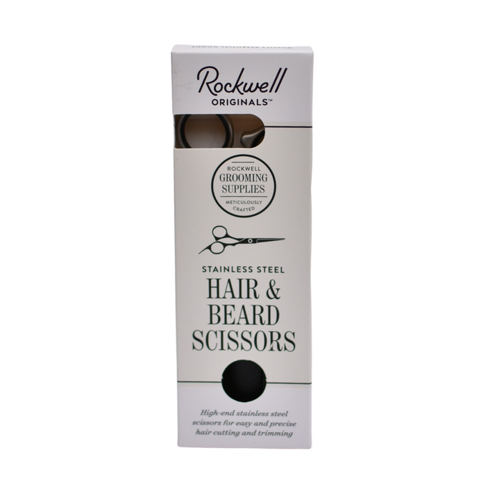 Rockwell Hair & Beard Scissors