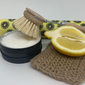 Citrus Dishwashing Paste