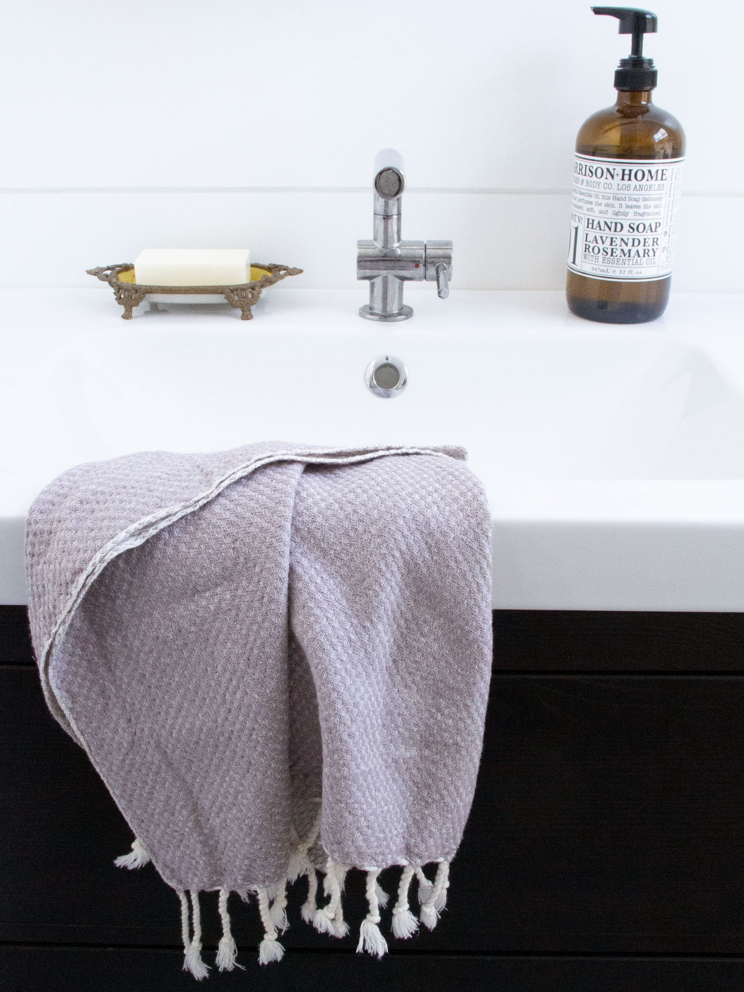 Honeycomb Hand Towel