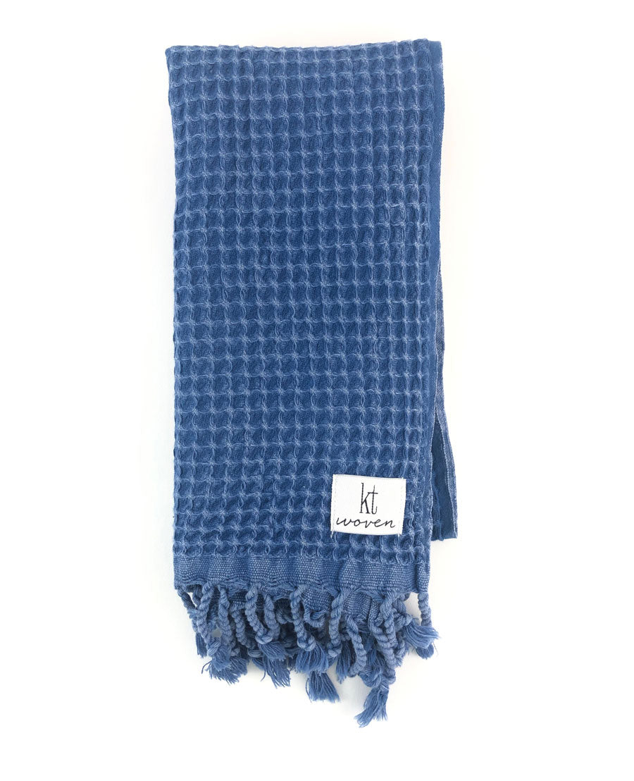 Lux Waffle Hand Towel