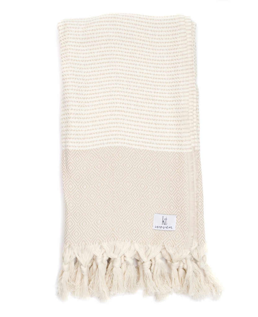 Perfect soft scarf by kt woven