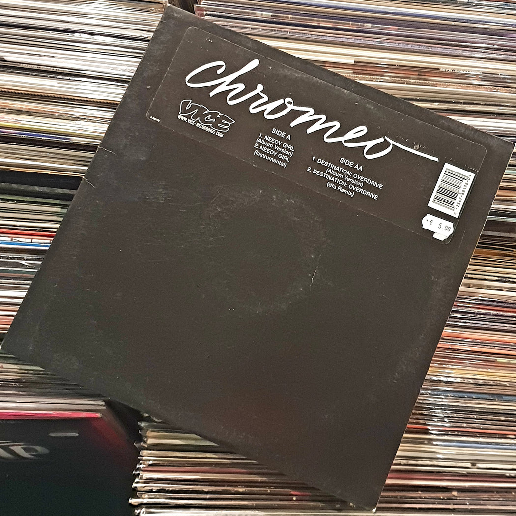 "Chromeo: Needy Girl (Vinyl 12"")"